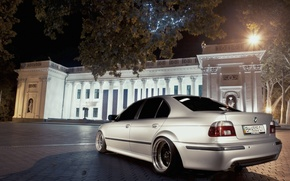 Picture BMW, BMW M5, wallpapers M5, stence, 5