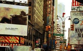Picture USA, new York, Broadway, broadway