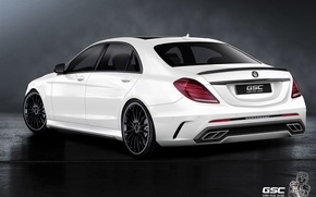 Picture TUNING, MERCEDES, BENZ, GSC, GERMAN SPECIAL CUSTOMS