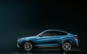 Picture Concept, BMW, crossover, X4