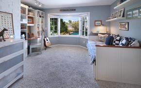 Picture Design, Sofa, Room, Interior