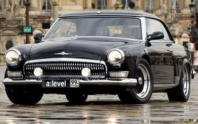 Picture tuning, Coupe, V12, Volga, Volga, 2001, A: Level