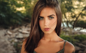 Picture Female, beauty, look