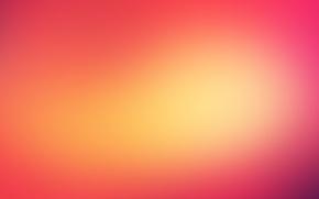 Wallpaper light, light, soft