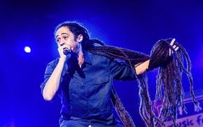 Picture Rasta, Damian jr. gong Marley, Long dreadlocks