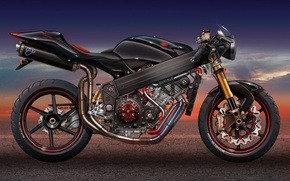 Wallpaper Motorcycle, Suzuki, Suzuki GS1000
