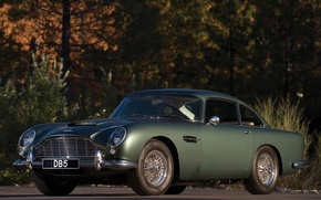 Picture auto, Aston Martin, Aston Martin, classic, DB5