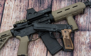 Picture weapons, rifle, assault, Beretta, semi-automatic, 92A1