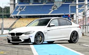 Wallpaper 2015, G-Power, F30, BMW, BMW