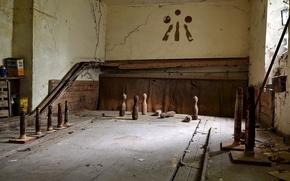 Wallpaper sport, bowling, interior