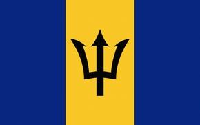 Picture Flag, Coat of arms, Photoshop, Barbados, Barbados