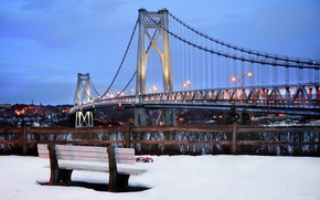 Picture winter, snow, new York, winter, new york, snow, usa, nyc, mid-hudson