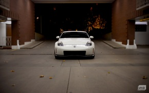 Picture Nissan, 350Z, Stance