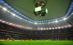 Picture Football, Poland, Warsaw, Sport, Football, National Stadium, National stadium