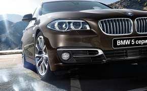 Picture BMW, BMW, 5 series, Touring, touring, F11, 2015