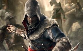 Picture Revelations, ezio, Assassin\'s Creed
