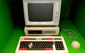 Picture Hi-Tech, 100, Personal Computer, Smaky
