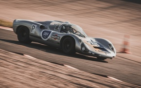 Wallpaper Porsche 910, speed, race, 1967