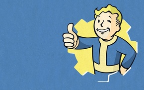 Picture Bethesda Softworks, Bethesda, Bethesda Game Studios, Fallout 4, The Art of Fallout 4, Vault Boy, ...