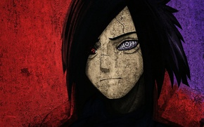 Picture naruto, sharingan, uchiha powers, edo tensei, rinegan