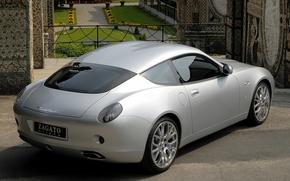 Picture Maserati, silver, Zagato, '2007 _16