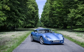 Picture TVR, Tuscan, MK2