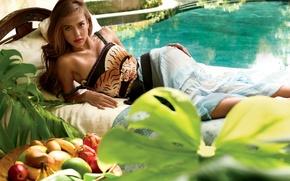 Picture look, Jessica Alba, actress, Jessica Alba, beautiful, antique
