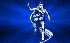 Picture FC Chelsea, Blues, Frank Lampard, Chelsea FC