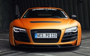Picture machine, Audi, lights, the front, front, Prior Design, GT850