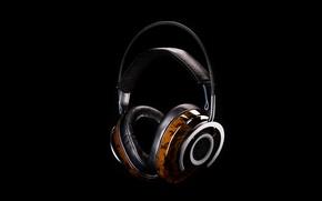 Picture background, Headphones, AudioQuest NightHawk