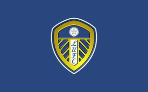 Picture wallpaper, sport, logo, football, Leeds United