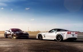 Picture Corvette, rechange, chevrolet corvette