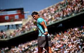 Picture Rafael Nadal, the first racket of the world, Rafael Nadal Parera, Spanish tennis player