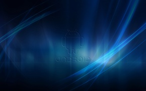 Picture rays, line, robot, tablet, android, smartphone