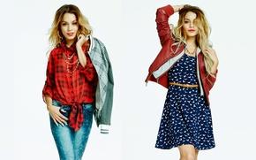 Picture photoshoot, brand, Vanessa Hudgens, Bongo