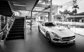 Picture AMG, SLS, Black Series, MeMercedes-Benz