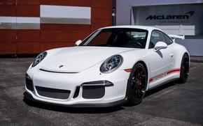 Picture 911, Porshe, GT3, White
