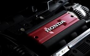 Picture Engine, Honda, Honda, NSX, Engine, VTEC