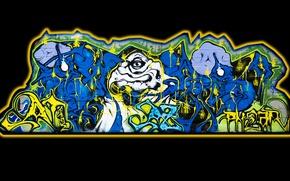 Picture Art, Graffiti, Paint