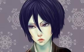 Picture art, Bleach, Rukia, Shinigami, Kuchiki