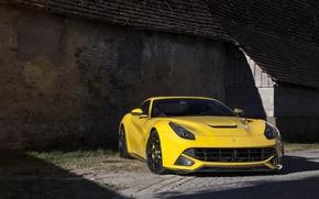 Picture Ferrari, berlinetta, F12, Novitec
