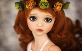 Wallpaper barbie, pretty, doll