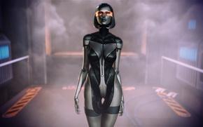 Picture Mass Effect, EDI, Susie