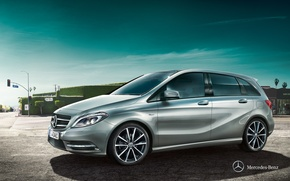 Picture car, Mercedes Benz, B-klass