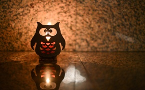 Picture candle, owlet, widescreen, HD wallpapers, Wallpaper, full screen, background, fullscreen, fire, widescreen, mood, background, light, …