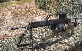 Picture machine gun, mg36, manual, h&k