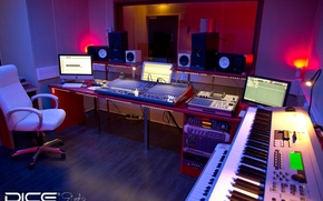 Picture Studio, Instruments, VST