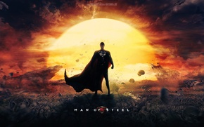 Picture Superman, DC Comics, Clark Kent, Man of steel, Man of Steel, Henry Cavill