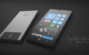 Picture concept, the concept, windows, hi-tech, smartphone, phone, smartphone, Windows