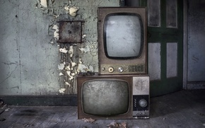Picture background, room, TV